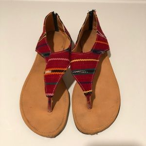 Guatemalan Handcrafted Sandals